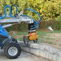 Multione-cutter-crusher for mini excavator
