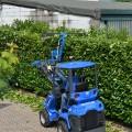hedge-trimmer for mini loader
