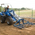 leveller for mini loader