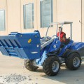 MultiOne Mini loader GT950 with crushing bucket