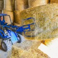 MultiOne mini loader 9 series with bale grabber