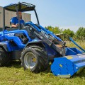 MultiOne mini loader 9 series with flail mower2