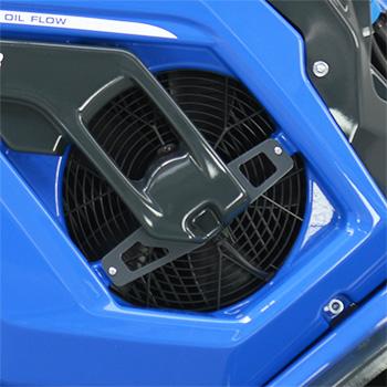 Hyraulic oil cooler