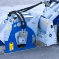 Multione-cold-planer for mini loader