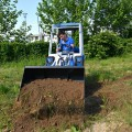 General Bucket for mini loaders MultiOne 02