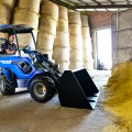 High volume bucket for mini loaders MultiOne 02