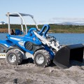 High volume bucket for mini loaders MultiOne 05