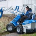 Multione-hydraulic-breaker for mini loader