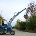 Jib crane for mini loader MultiOne 02