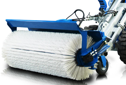 Multione-snow-blade-for mini loader