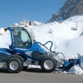 Multione-snow-blade for mini excavator