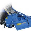 rotary-tiller for mini loader