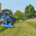 MultiOne mini loader 10 series with flail mower3