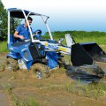 MultiOne mini loader 2 series with bucket