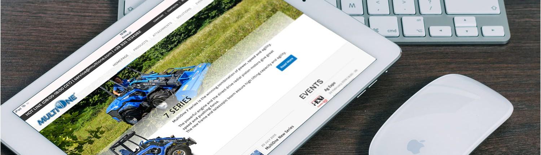 MultiOne new website